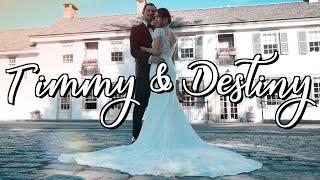Timmy & Destiny // November 8, 2020