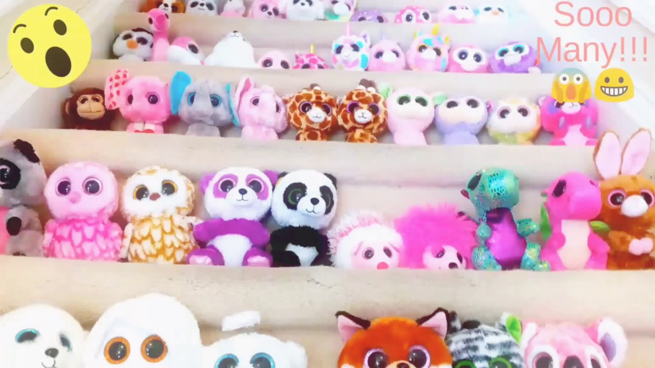 The LARGEST and BEST Beanie Boo Collection in the World!!🌎🐰 - YouTube 23d347946736