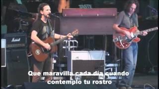 pearl jam just breathe subtitulado al espaol