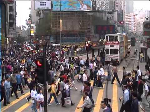 Week end à Hong Kong et Macao