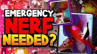 EMERGENCY NERF(S) NEEDED! OUTRAGE in the COMMUNITY!