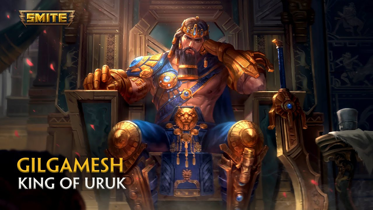 SMITE - God Reveal - Gilgamesh, King of Uruk