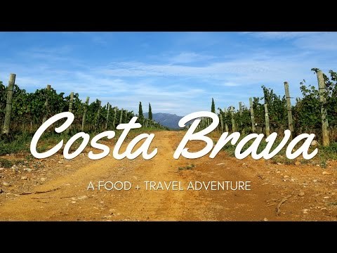 Costa Brava Travel Guide for Food Lovers (Cadaqués, La Vall de Bianya, Pyrenees & Girona) in Spain