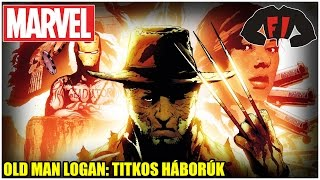 Old Man Logan: Titkos Háborúk (mini-sorozat) - Teljes történet