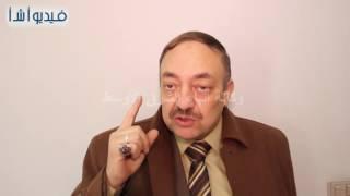 بالفيديو: أمين عام صندوق نقابة الصيادلة نفتقر لوجود رقابة علي صناعة وتوزيع الأدوية في مصر