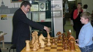 Тренер по шахматам Бронников Константин