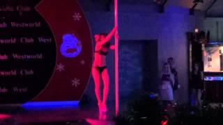 Лия на ShowGirls Party. Багира Эротическое Белье