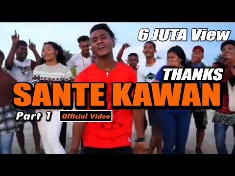 Original Blasta Rap Family SANTE KAWAN 2018 Kota Merauke