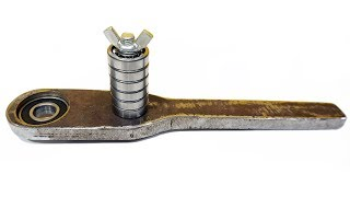 Homemade DIY Tool (Make A Metal Bender )