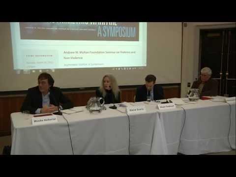 Asymmetric Warfare: A Symposium | Panel 1: Strategy, Law, and Narrative