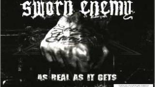 Sworn Enemy - These Tears (lyrics)