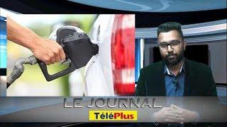 Le Journal TéléPlus : l'essence et le diesel coûtent plus cher