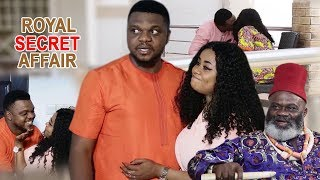 Royal Secret Affair 1&2 - Ken Erics 2018 Latest Nigerian Nollywood Movie/African Movie Full Movie Hd
