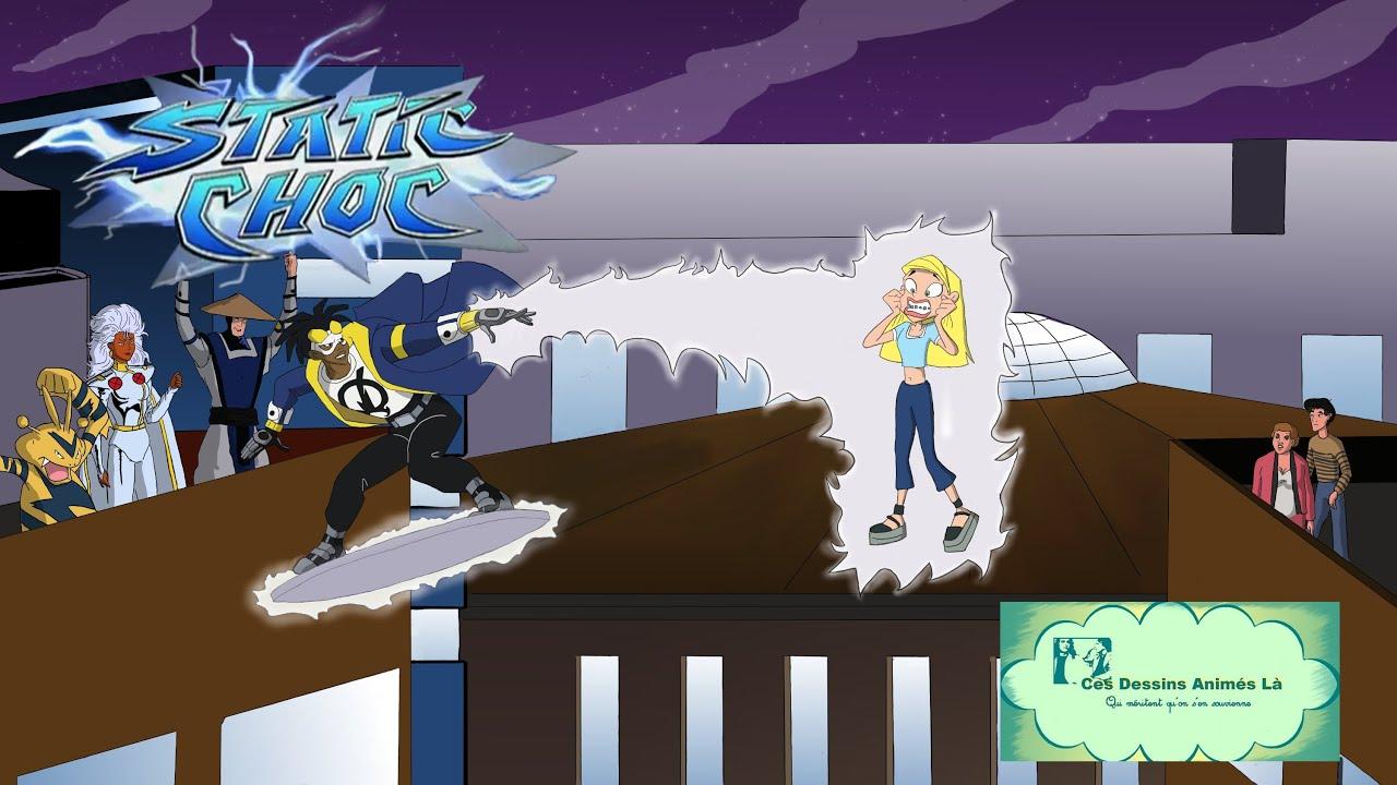 #103 - Static Choc - Ces dessins animés-là qui méritent qu'on s'en souvienne
