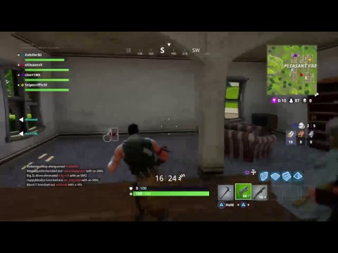 FORTNITE (battle royale) RISKY PLAY