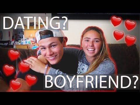 IS HE MY BOYFRIEND?? Q&A