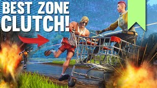 GREATEST ZONE CLUTCH EVER! | FORTNITE FUNNY FAILS AND BEST MOMENTS #051 (DAILY MOMENTS)
