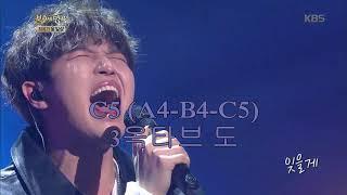 워너원 김재환 라이브 음역대 / Wanna One Kim Jae Hwan Live Vocal Range (2012 - 2017)