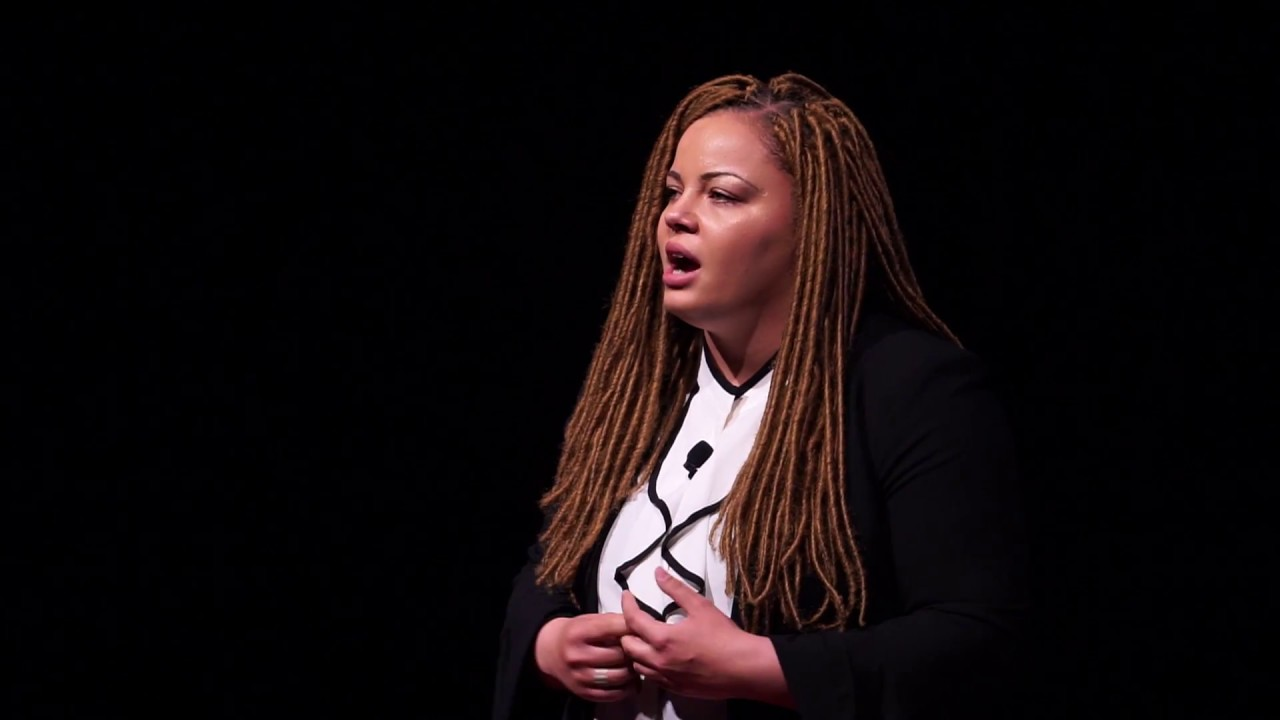Johns/Buyers Fuel Sex Trafficking Demand | Vanessa McNeal | TEDxCedarRapids