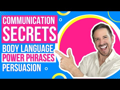 Body Language secrets, How to Deal with Difficult People, Da