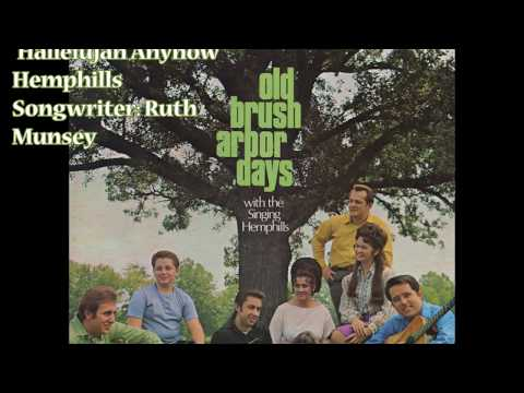 ❝Hallelujah Anyhow❝ - Hemphills (1970) by Southern Gospel Views from the Back Row