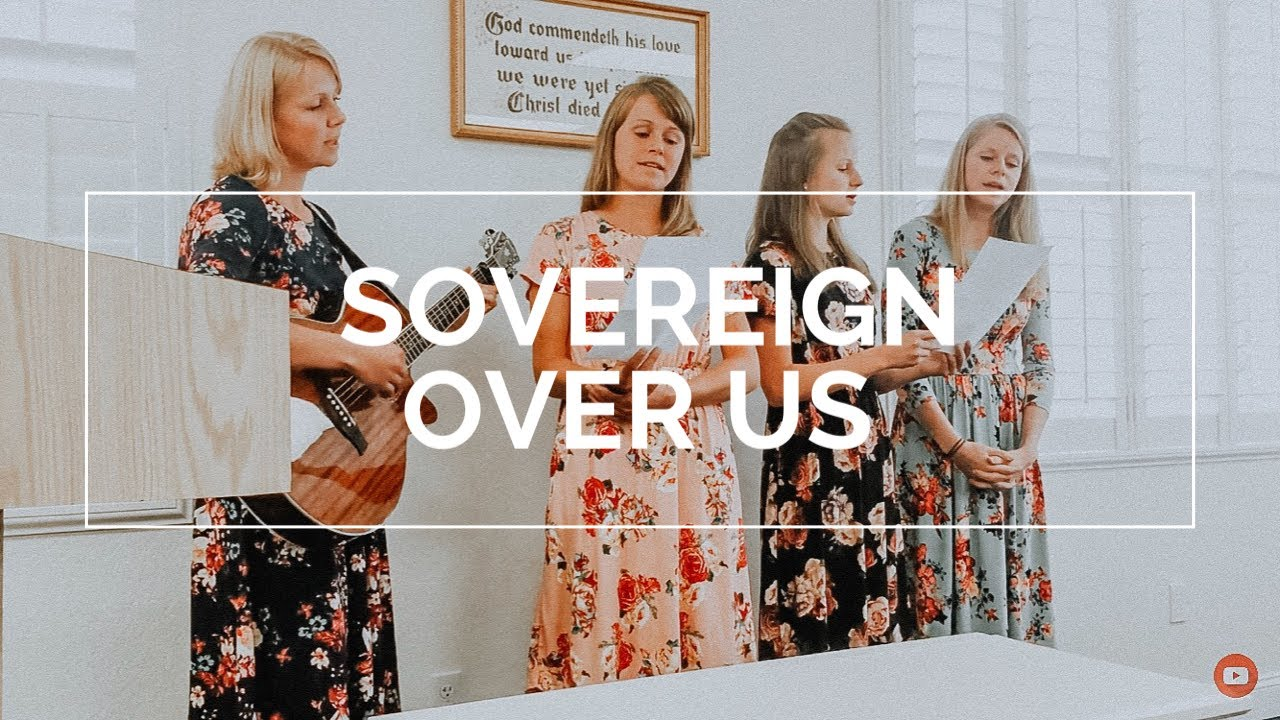 Sovereign Over Us (Michael W. Smith cover)