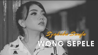 Wong Sepele ( Koplo Jaranan ) - Syahiba Saufa (Official Music Video ANEKA SAFARI)