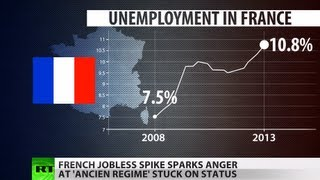 Contract Killers: French youths hit the road over job crisis