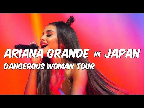 Ariana Grande slays the vocals in Japan! | DWT Vocal Showcase