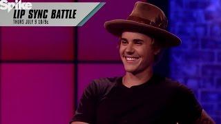 Lip Sync Battle Trailer With Justin Bieber, Iggy Azalea & Victoria Justice
