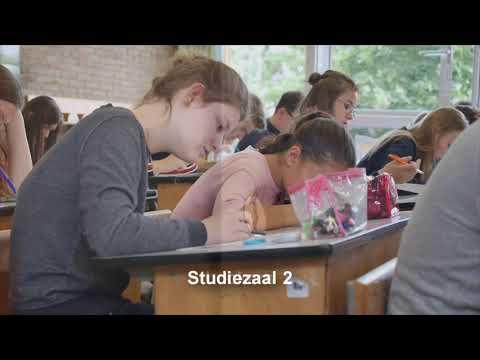 Sint-Aloysiuscollege - Rondleiding