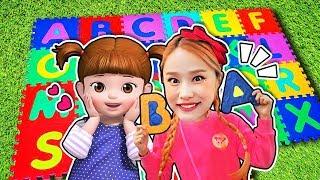 如何讓孩子學習英語?快來跟基尼一起邊唱歌邊學習英語! ABC Song