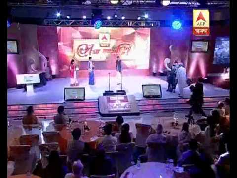 Sera Bangali-2015. ABP Ananda honours leading personalities from different fields.