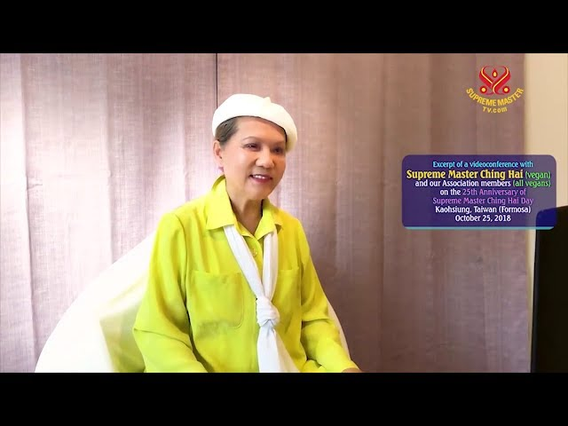 🔴 Master Videoconference Ching Hai Day 2018 (INTRO)