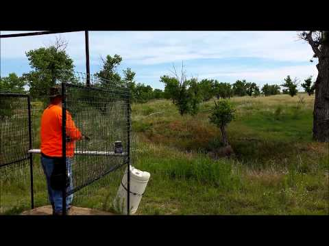 Sporting Clays Fathers Day 2015