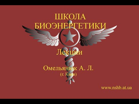 Лекция 11 10 2019 (А. Л. Омельянюк)