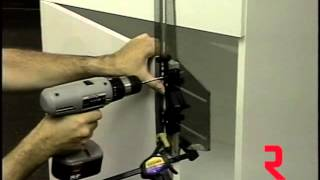 Drilling Jig for Cabinet and Drawer Handles