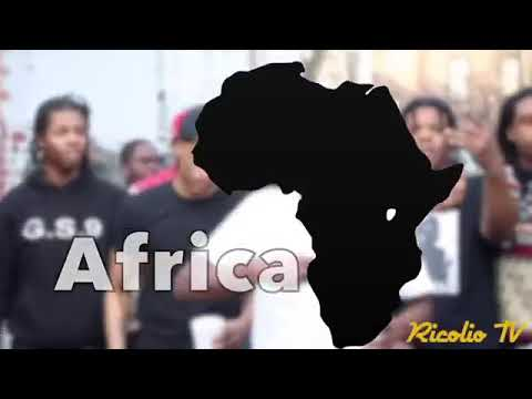 Best rap around Africa