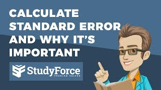 📚 How to calcขlate standard error of the mean and why it's important (Central Limit Theorem)