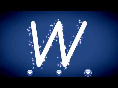 LetterSchool App A-Z Uppercase Alphabet Compilation