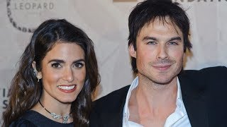 Here's what Nikki Reed + Ian Somerhalder named their daughter, and it's sweet as sunshine
