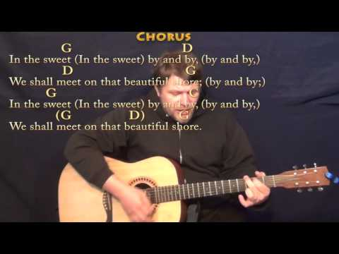 Sweet By and By (Hymn) Strum Guitar Cover Lesson in G with Chords/Lyrics