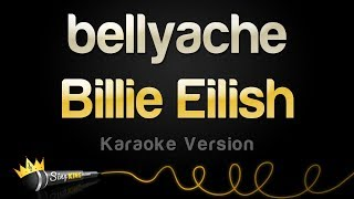 Billie Eilish - bellyache (Karaoke Version)