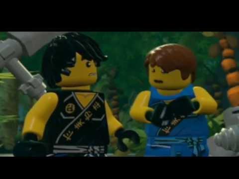 Lego Ниндзяго Мастера кружитцу 5 сезон 3 серия