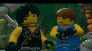 Лего Ниндзяго мультик Игра на русском языке.Тень Ронина Эпизод 1-2.LEGO Ninjago cartoon Game.Episode