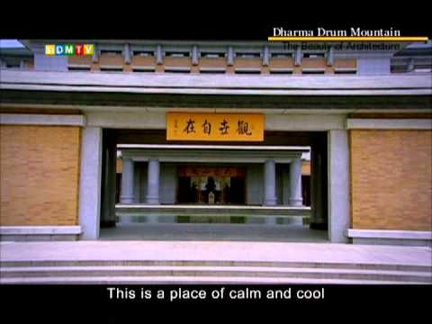 Dharma Durm Mountain:The Beauty of  Architecture