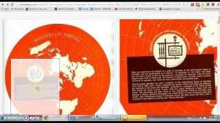 Ihop (international House Of Pancakes ) & The Flat Earth
