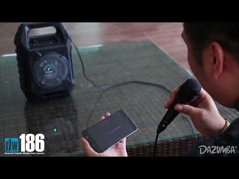 Heboh, Speaker Karaoke harga cuma 285ribu, suara dahsyat kayak di KTV