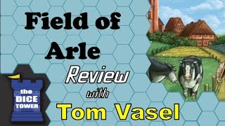 Fields of Arle Review - with Tom Vasel