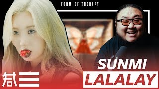 "Gambar cover The Kulture Study: Sunmi ""LALALAY"" MV"
